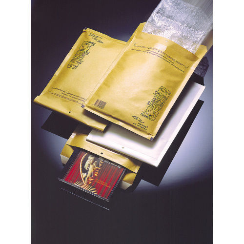 Protective shock-proof envelopes 140x225 mm