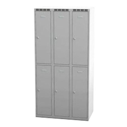 Parted wardrobe w 900 mm - grey