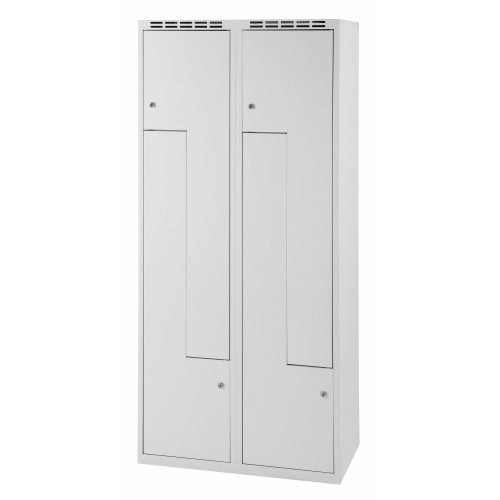"""Z"" wardrobe w 800 mm - grey"