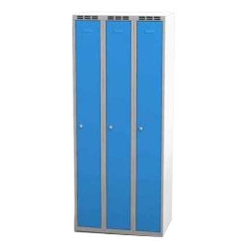 Wardrobe w 750 mm - greyish-blue