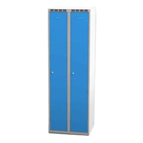 Wardrobe w 600 mm - greyish-blue