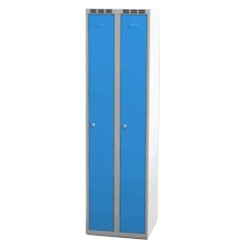 Wardrobe w 500 mm - greyish-blue